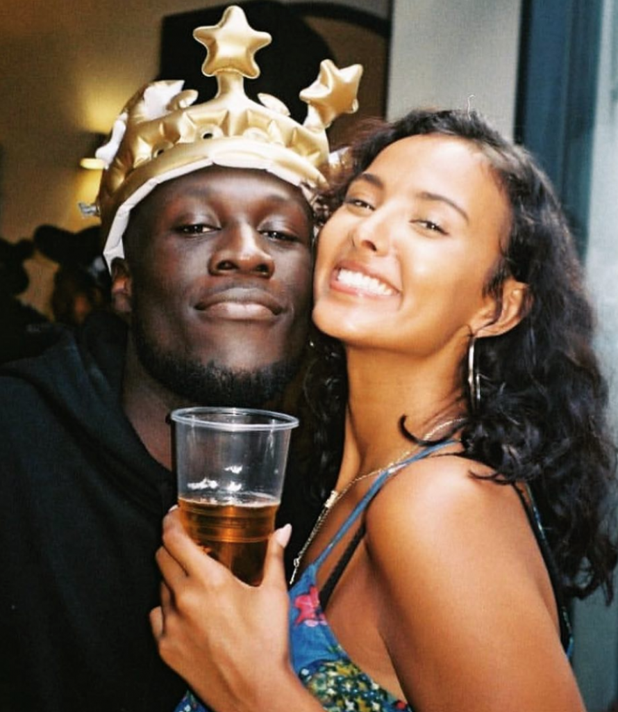 Maya Jama and Stormzy have broken up