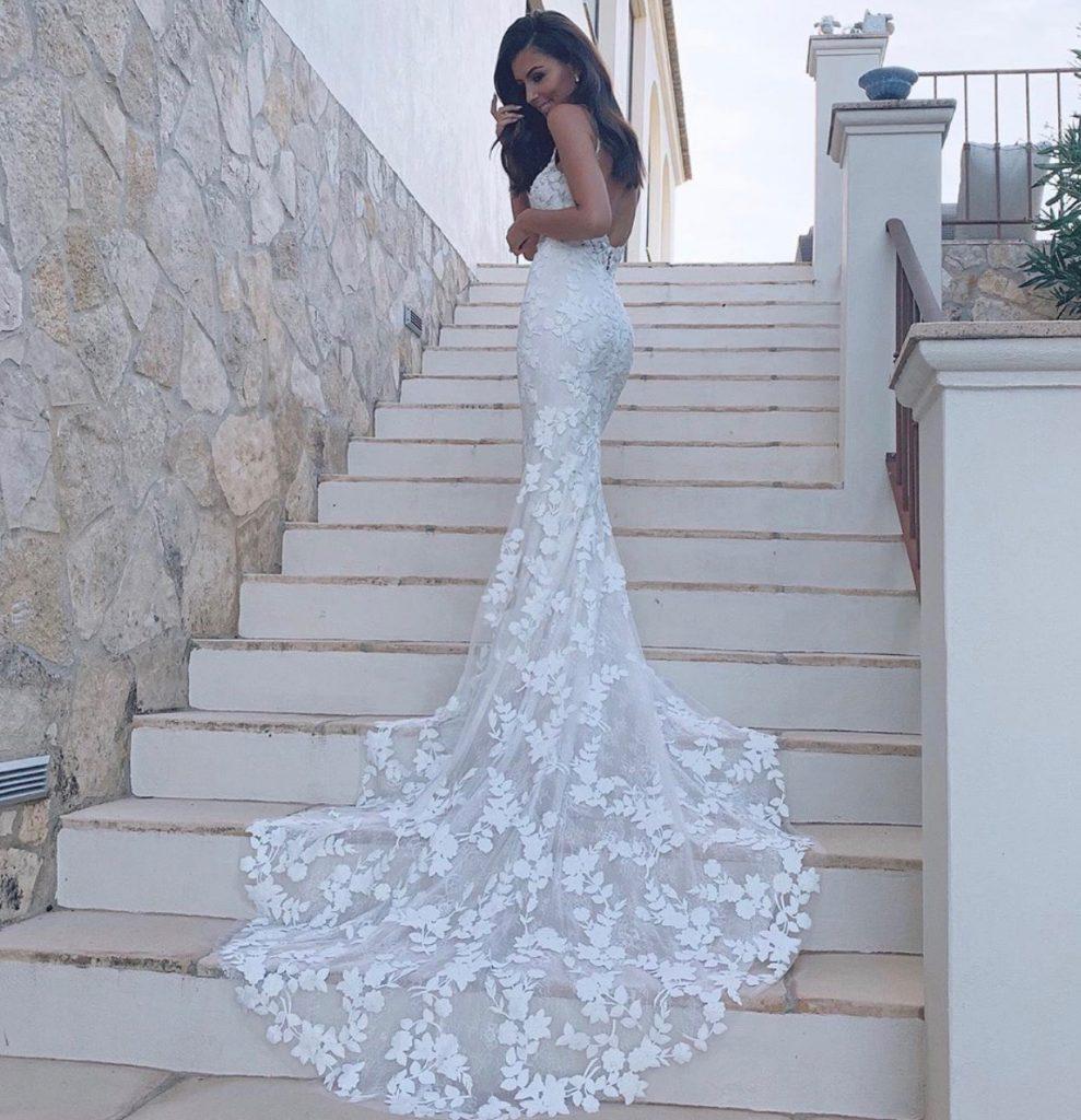 Terrie McEvoy Has Shared Her STUNNING Second Wedding Dress