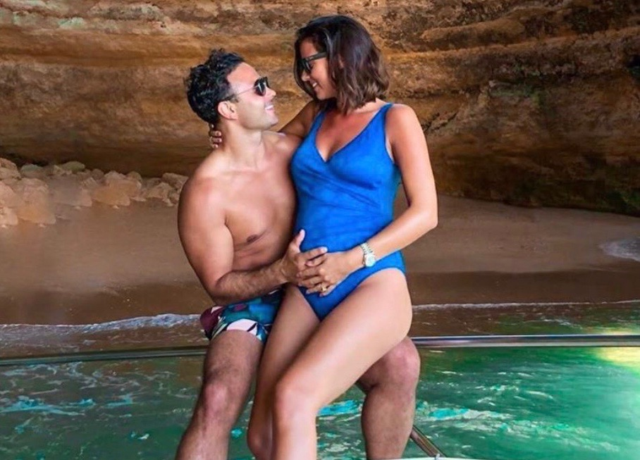 Lucy Mecklenburgh And Ryan Thomas Reveal Baby's Gender In Heartwarming Video
