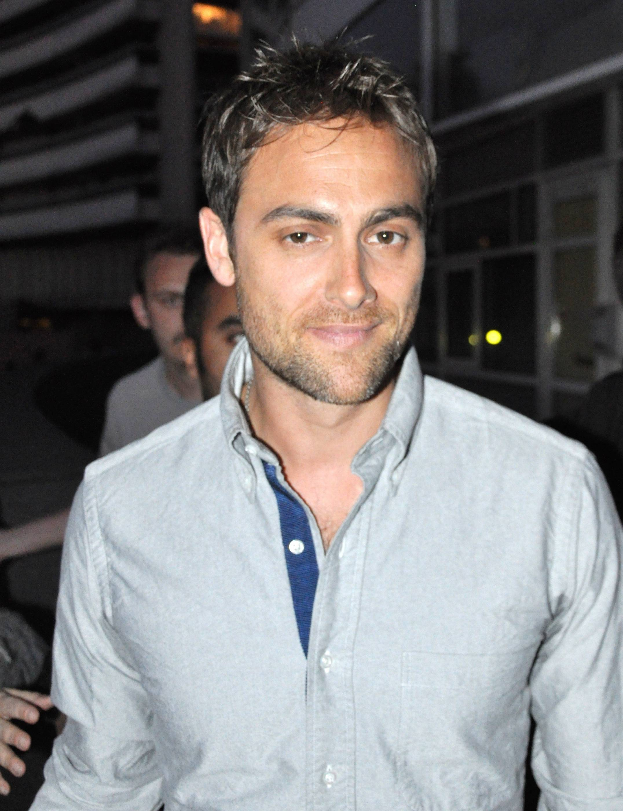 Irish actor Stuart Townsend won't face charges over ...