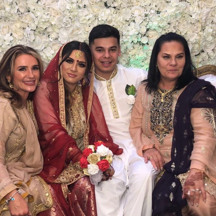 Zayn Malik's sister gets married just days after her 17th birthday