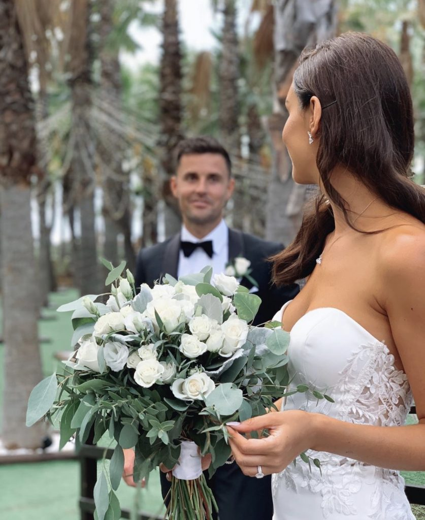 Watch: Terrie McEvoy Shares STUNNING Official Wedding