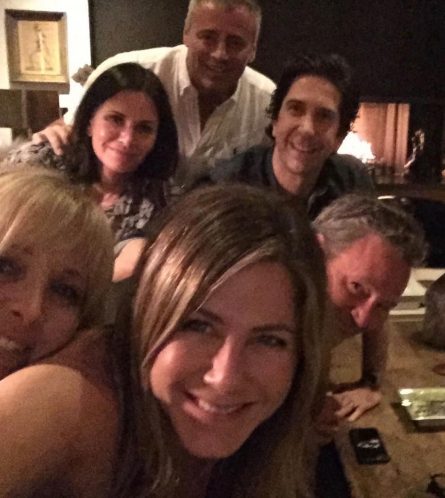 Jennifer Aniston Finally Settles Friends Debate Over Ross and Rachel's Break