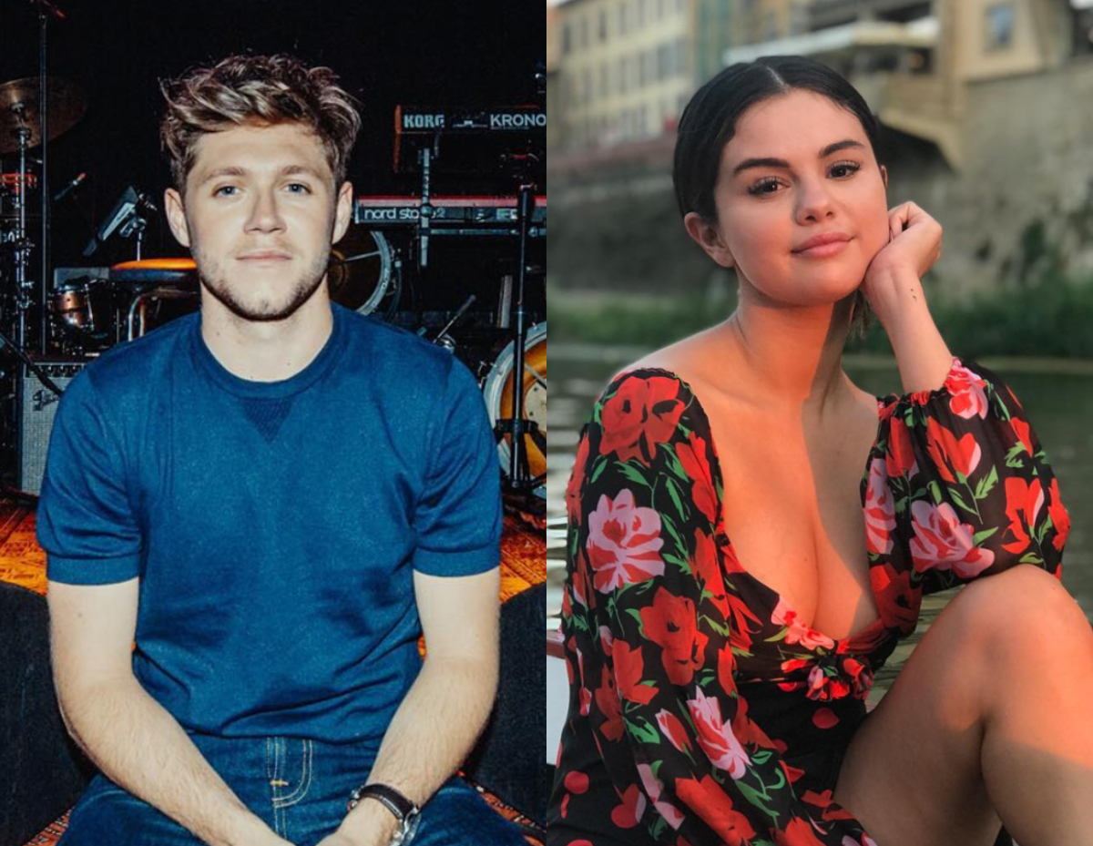 Selena Gomez & Niall Horan Have Dinner Together in LA