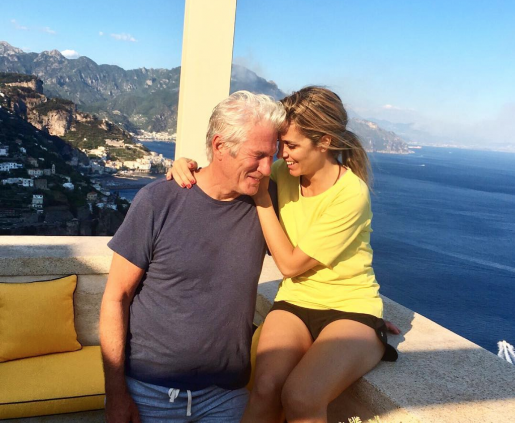 Richard Gere, 70, 'Expecting Second Baby' With Wife Alejandra Silva, 36