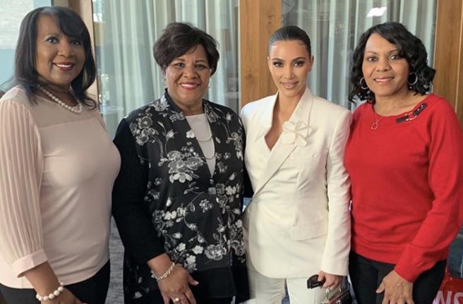Kim Kardashian to Meet Trump On Criminal Justice Reform