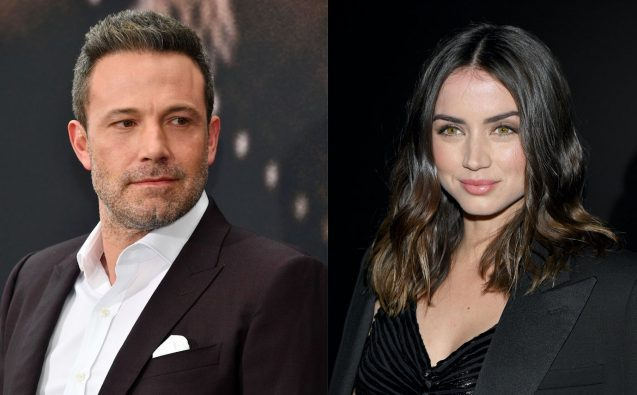 Ana banned from bringing Ben Affleck to No Time... premiere-NK#136531