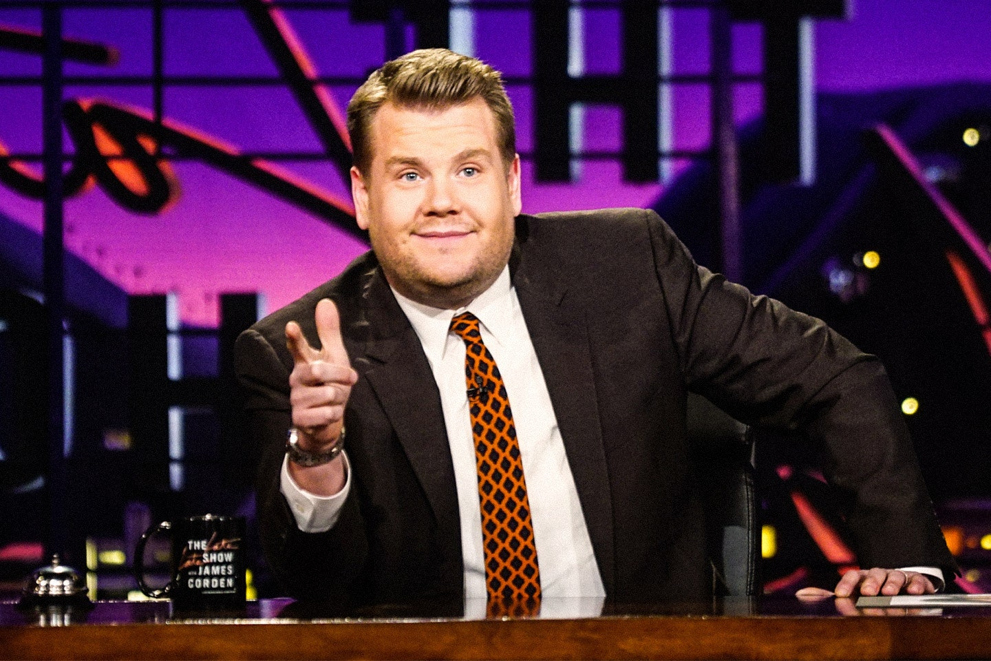James Corden vows to pay staff 'out of his own pocket ...