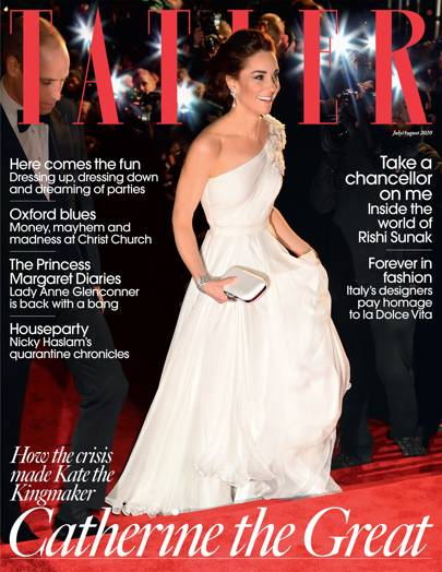 Tatler Hits Back at Complaint from Duke and Duchess of Cambridge