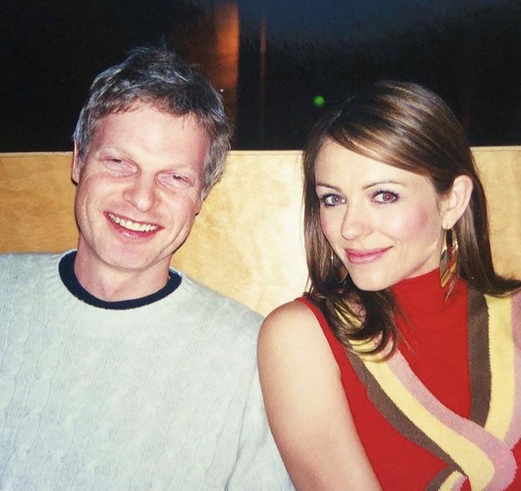 Elizabeth Hurley 'saddened beyond belief' about Steve Bing's death