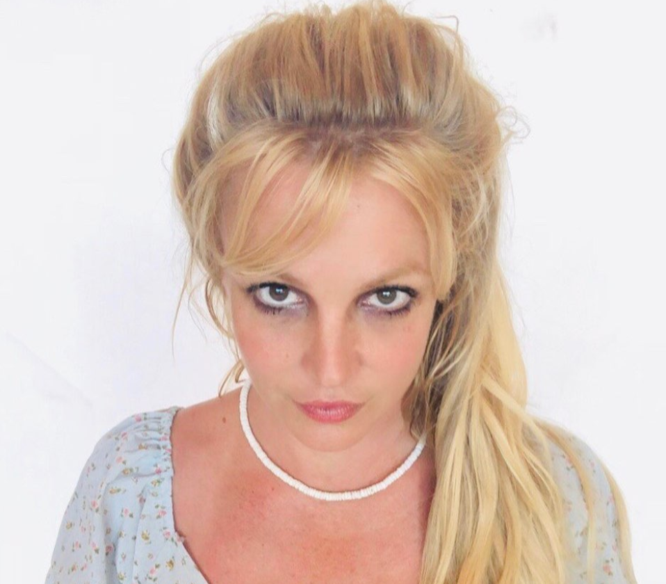 Britney Spears defends criticised social media posts: 'This is me being authentic'