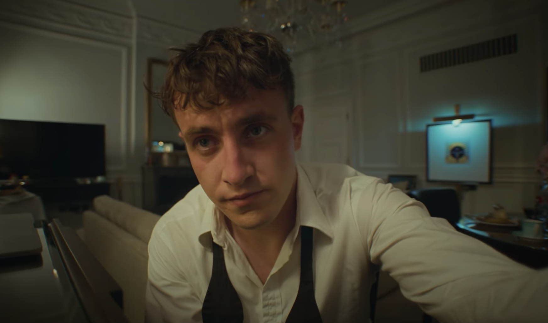 Paul Mescal Is In The Rolling Stone's New Music Video